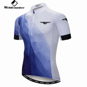 2020 2020 Cycling Jersey Mens Bike Jerseys Summer Mountain MTB Shirts Short Sleeve Team Tops Breathable White Blue From , $20.96 | DHg malM#