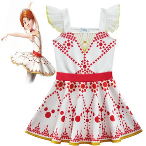 Kids sleeveless Dresses for Girls Summer Children Christmas Flower Fairy Dress with Angel Boutique Teenager Prom Evening Costume