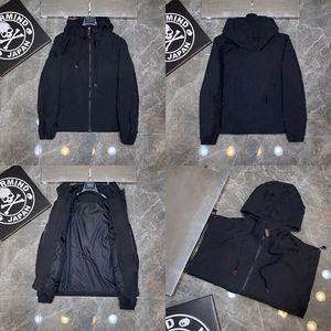 2020 mens chaquetas de las mujeres del diseñador de París Europa nuevo patrón de los hombres clásicos de invierno rompevientos delgada de lujo reflexivo encapuchadas 20s fluorescentes