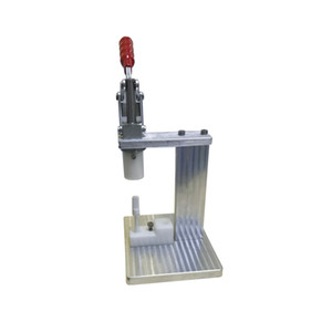 Manuale portatile macchina per la stampa per cartuccia ceramica completa pressatore manualmente 510 vape penna 500mg 1000 mg compressore di atomizzatore monouso olio spesso