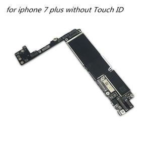 2020 piezas de la placa base del teléfono móvil para iPhone Touch 7 más sin identificación abierta Mainboard para iPhone 7 más la placa lógica 1PCS