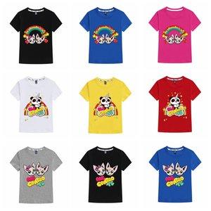 Summer Fashion Popular Kids t shirt Boys Cartoon T Shirt 3D Baby Children O-Neck Clothes cotton Casual Tops