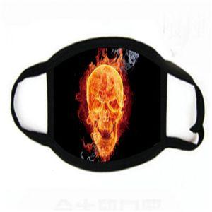 Parti Lateks Palyaço Wry Maskesi Alloween Tam Fa Orror Korkunç Maskeli Baskı Maskeler # 146 Maske
