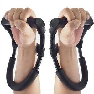 Muscular Strengthen Force Fitness Equipment Grip Power Wrist Forearm Hand Grip Exerciser Strength Training Device Fitness