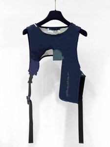 2020 uomini Italia PARIS gilet giacche casual tattiche Street Fashion Vest uomini donne paio Outwear la nave libera zdl0513.