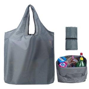 padrão Folding saco de compras Home Storage Organização Bag Recycle Armazenamento Bolsas Floral Recycle Shopping Bag 300pcs T1I2462