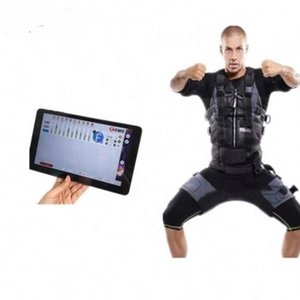 Top Selling Wireless Bluetooth Xbody Ems Fitness Machine Ems Muscle Stimulator Electroestimulador Musclar Tens Ems Unit