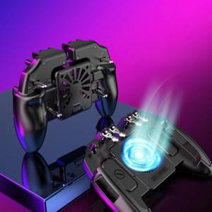 Para PUBG Controller Gamepad para celular inteligente Phone Game Controlador l1r1 Shooter gatilho de disparo jogos botão de disparo