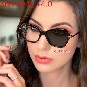 2020 العلامة التجارية التقدمي نظارات القراءة المرأة متعدد التركيز طويل النظر نظارات لمكافحة التعب في الهواء الطلق القراءة نظارات NX