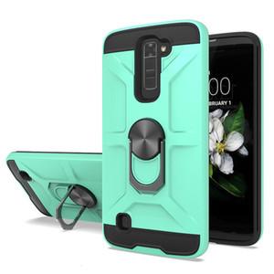 Dual Layer Phone Protectve Case for Moto stylus g power G8 PLUS LG K51 Stylo 6 k30 2019 wth Rng 44PI