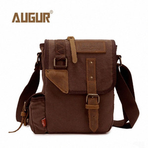 2017 New Canvas Bag Casual Mens Bag Mens Shoulder Messenger Package Korean Casual Business DQu5#