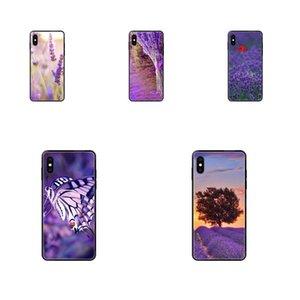 Для Apple iPhone 5 5C 5S SE SE2020 6 6S 7 8 11 12 Plus Pro X XS Max XR лаванда Цветы Top Подробная Popular Case