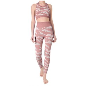 Fashion Sportswear Fitness Tight Women's Tracksuits Sport Running Set 3d Printed Pant Sets Workout Clothes Gym Clothes#Y2 200919