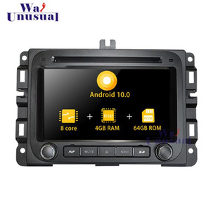 WANUSUAL 7Inch Android 10.0 Car GPS Navigation For Dodge 1500 (2014-) DVD CD Player Radio Media Center 1 Din Video Octa Core