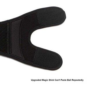 Soutien Soft Knee Brace sangle réglable Patella Tendon Protecteur Ceinture Pad EIG88