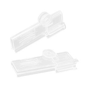 Lot de 2 pièces carton de lait Joint clip boîte Joint boissons Clip Clip Outils de cuisine