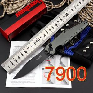 New Kershaw 7900 tactique automatique Couteau Fold action simple couteau de poche CPM154 7800 7600 7550 Outdoor couteau de survie auto-défense de sauvetage