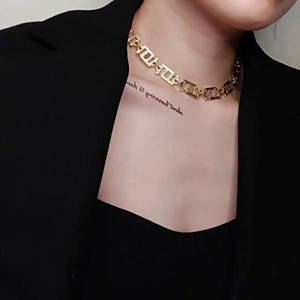 NEW Fashion necklace bracelets chokers Women Party Wedding Lovers gift engagement jewyelry with box LZ