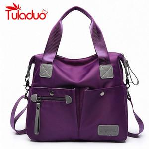 Large Capacity Messenger Bag Womens Waterproof Nylon Handbag Bags For Women 2018 Casual Shoulder Crossbody Bags Bolsa Feminina KjQI#