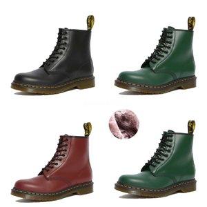 Grossiste Livraison gratuite usine Prix Hot Vendeur Boot Femmes Boot Neige froid Preuve chaud Half Martin Keep Bottes Martin Boot 057 # 989