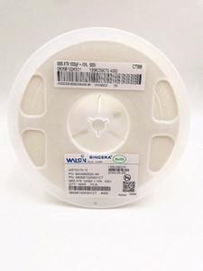 커패시터 US 약속 X7R 500V 볼타 102K + 10 % 1000pF의 작동 온도 범위 0805 고정 SMD 로컬 전자 적층 세라믹 콘덴서