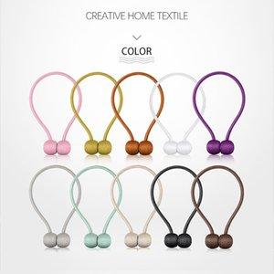 New Magnet Vorhänge Bandagen Schnalle Kreative Home Textile Vorhang Strap Buckle Halter Fenster Dekorative Accessoires