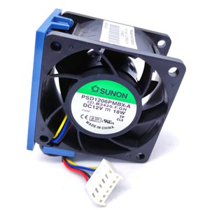 Original for DL180 G6 G7 Computer Server cooling fan PSD1206PMBX-A 12V 18W 2B06038B12G 2.20A