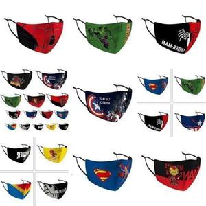 Escudo designer miúdos máscara máscaras equitação Frio Protecção de algodão dos desenhos animados Rosto ablID myhome001 A3WJ HX1F