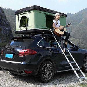 на открытом воздухе кемпинга автомобиль палатка, автоматическая машина палатка, крыша палатки