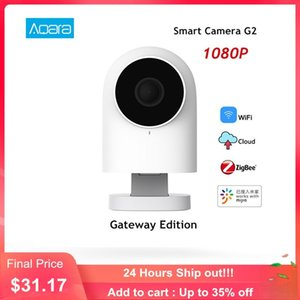 IP Camera CALDO Aqara G2 Smart Camera 1080P Gateway Edition Zigbee Linkage Wifi senza fili della nube di sicurezza domestica