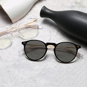 gözlük myopia kadın fotokromik güneş gözlüğü için bitmiş çerçeveleri okuma erkek ve kadınlar için yeni kare gözlük çerçeveleri FML