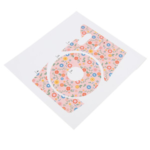 Camera Sun Flower Decoration Sticker Decal For Fujifilm Polaroid Mini 8 8+ 9