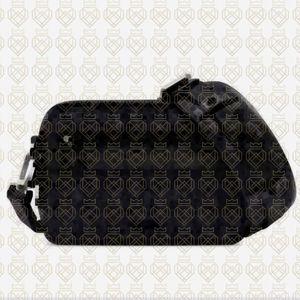 TOP جديدة المائل CANVAS SAFARI كيس الحبيبات الصغيرة D10R كتف BAG هيئة الصليب حقيبة المرأة حقيبة يد محفظة MEN محترفه HOMME 22 × 15 × 5CM.