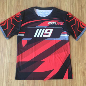 Second-generation F1 Formula One motorcycle racing jersey Motorcycle jersey Mountain bike speed surrender Polyester quick-drying downhill je