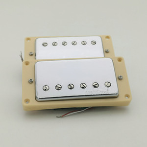Eleciric Guitar Pickups WVC Alnico5 Pickups Humbucker 4C Chrome 1 set