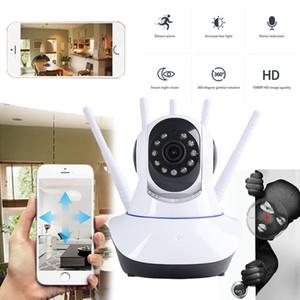 HD 1080P IP-камера WiFi Смарт 5 Антенна Усиление сигнала Диапазон охвата управления Главная Безопасность управления беспроводной водонепроницаемый