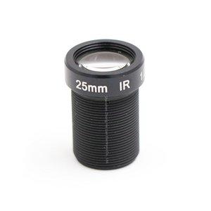 CCTV 25mm lente de la cámara de 5,0 megapíxeles 20 Grado MTV M12 x 0,5 montaje de cámara de infrarrojos de visión nocturna de la lente para CCTV