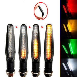 For Z400 z 750 1000 900 800 250 650 zxr 400 LED Turn Signal Motorcycle Turn Signals Light Tail Lights Indicators Lamp