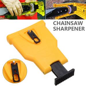 1pc rapida Chainsaw Denti catena Temperino Grinding tool chain legno Whetstone Grinding mola di affilatura Strumenti