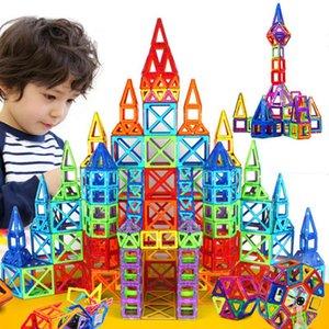 Toy modèle Mini blocs pour plastique Designer Gif Construction Set magnétique éducatif Magnetic Construction Kids Toys poIbx mjhome
