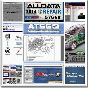 새로운 ALLDATA 10.53 자동 복구 소프트웨어 ALLDATA M.Itchellondemand 2015 최신 버전 요법 49in1 1TB의 USB HDD에 맞추기 위해 Wins7 / 8 j7sS #