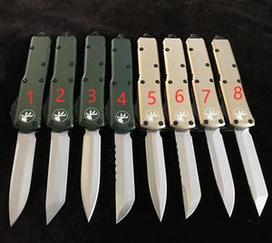 benchmade  MICRO لمقاومة - TECH A10 UTX85 BENCHMADE bm3300 BM3500 A07 الألومنيوم مقبض سكين جيب مسلية التكتيكي التخييم أداة EDC قطع