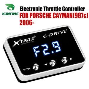 Porsche Cayman (987c) 2006 2019 Ayar Parçaları Araç Elektronik kısma Kontrolörü Yarışı Hızlandırıcı Güçlü Booster