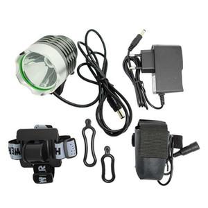 WASAFIRE 2000LM XM-T6 LED Vélo Head Light Phare de vélo rechargeable USB étanche pour accessoires de vélo de montagne Y200920