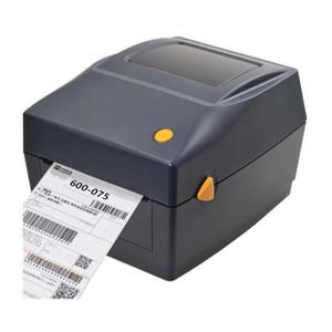 alta calidad etiqueta de la ropa Impresora de etiquetas de código de barras etiquetas de impresora impresoras 20mm-108mm ancho de impresión térmica de recibos 460B