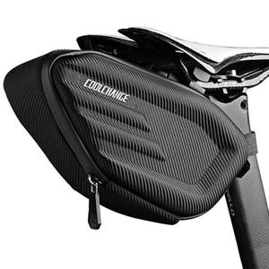 Велосипед Saddle Bag Водонепроницаемый MTB дорожный велосипед подседельный сумка Велоспорт сзади хвост сумка Светоотражающие большой емкости велосипед аксессуары