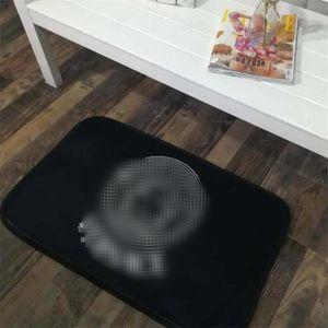 4 stili antiscivolo Bath Mats INS stampato modo Clean Room Mat fabbrica all'ingrosso durevole casa Mat