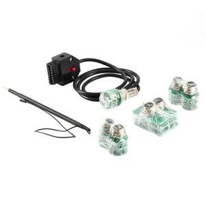 Otomotiv Evrensel Aracı İÇİN KTMFLASH Tam Set Adaptörleri İçin Flaş KTMFLASH Taşınabilir Araç ECU Programcı
