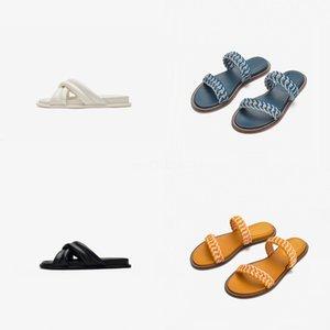 Alluring2020 Wo Sandales Toe Slipper Autres vêtements Croisement gros Chaussures à talon haut # 779