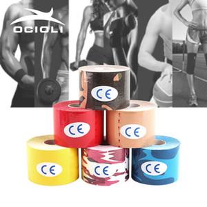 10 PCS Kinesiotape Tex, cintas atléticas Kinesiología Taping Deporte Fútbol Strapping ejercicio muscular cinta rodilleras baloncesto